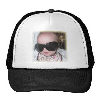 Bébé mignon casquette
