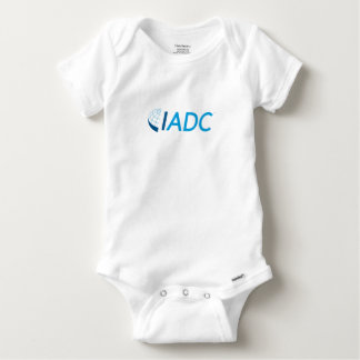 Bébé Onsie d'IADC Body