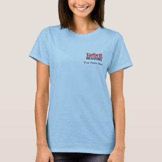 Bébé personnalisé de Tarbell - poupée T T-shirt