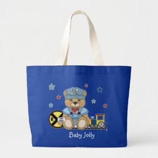 Bébé très grand sac