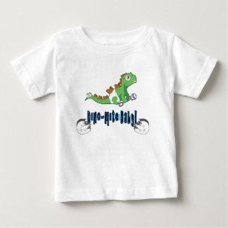 Bébés de Dino T-shirt Pour Bébé