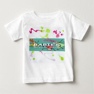 """Bébés - """"soutenu pour radoter"""" T-shirt"""