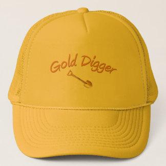 Bêcheur d'or casquette