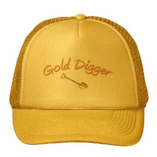 Bêcheur d'or casquette trucker