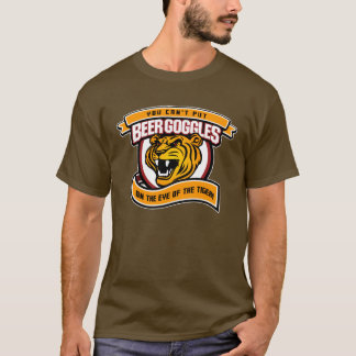 Beergoggles, pas sur ce tigre t-shirt
