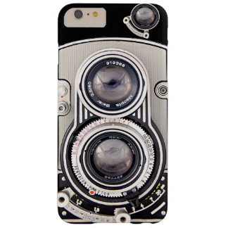 Bel appareil-photo vintage coque barely there iPhone 6 plus