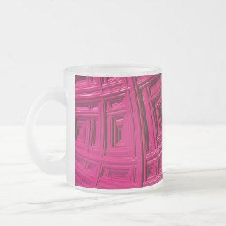 Bel art de fractale mugs