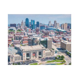 Bel horizon de Kansas City Toiles