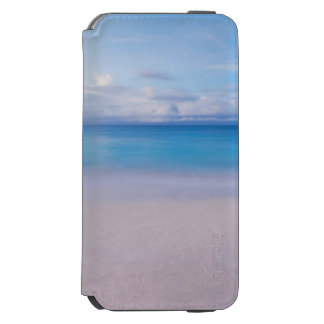 Bel océan bleu et paradis de plage coque-portefeuille iPhone 6 incipio watson™