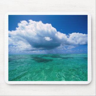 Bel océan Naturescape Tapis De Souris