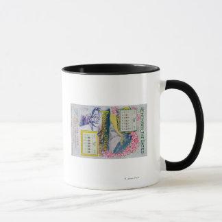 Belding Bros. Publicité de bijoutiers Mug