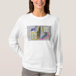 Belding Bros. Publicité de bijoutiers T-shirt