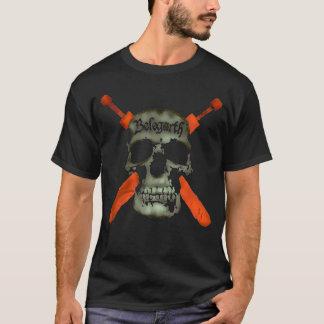 Belegarth - crâne et épées t-shirt