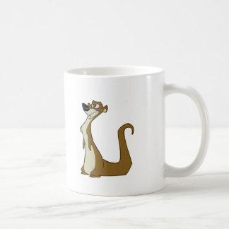 Belette muette mug