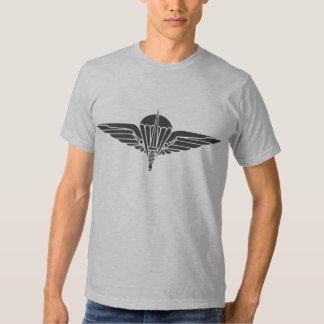 Belgian commando de parachutistes t-shirts