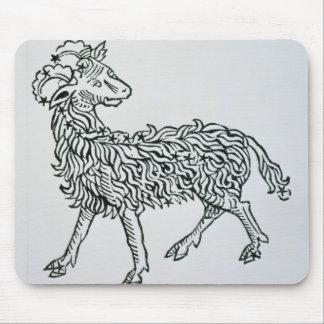 Bélier (la RAM) une illustration du 'Poeticon Tapis De Souris