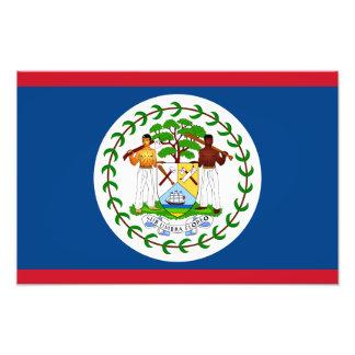 Belize - drapeau bélizéen photos