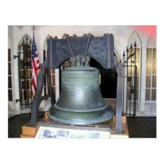 Bell historique carte postale