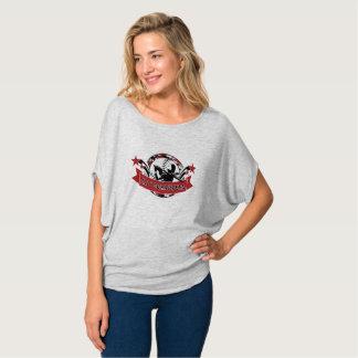 Bella de Lil ScrapperWomen+Dessus de cercle de T-shirt