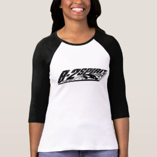 Bella des femmes de l'esprit B-2 3/4 T-shirt de
