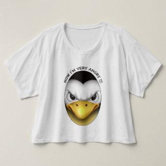 Bella des femmes FOLLES de PINGOUIN+T Boxy de T-shirt