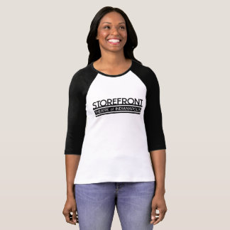 Bella des femmes+T-shirt de raglan de douille de T-shirt
