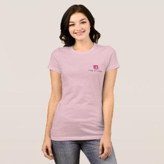 Bella des femmes+ T-shirt du Jersey de forme