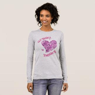 Bella des femmes urbaines+Long T-shirt de douille