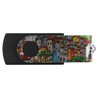 Bella Guardia Clé USB 3.0 Swivel