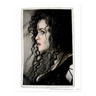 Bellatrix Lestrange 2 Carte Postale
