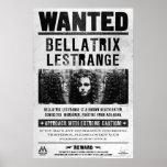 Bellatrix Lestrange a voulu l'affiche