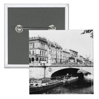 Belle-Alliance jettent un pont sur, Berlin, c.1910 Pin's