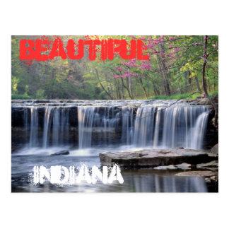 Belle carte postale de l'Indiana