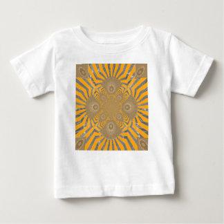 Belle conception symétrique extraordinaire énervée t-shirt pour bébé