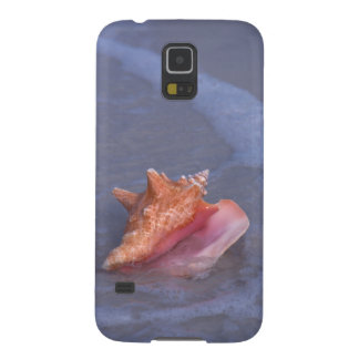 Belle conque Shell Coques Pour Galaxy S5