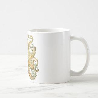 Belle image de poulpe par Haeckel Mug