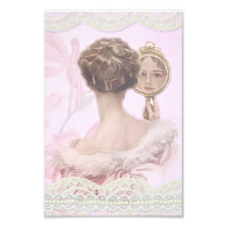 Belle Madame vintage In Pink Photographes