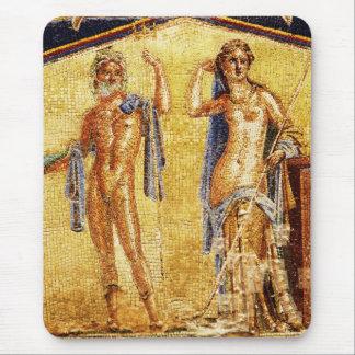 BELLE mosaïque de Pompeii Tapis De Souris