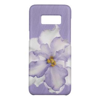 Belle orchidée de lavande coque Case-Mate samsung galaxy s8