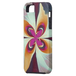 belle peinture à l'huile de couleurs vibrantes. étui iPhone 5