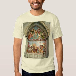 Belle peinture de Jésus T-shirt