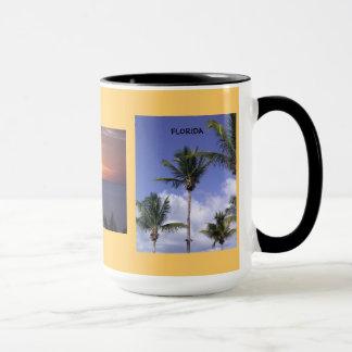 Belle tasse de cadeau de la Floride de Trois-Image