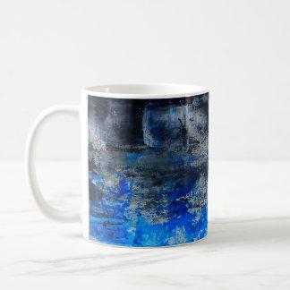 Belle tasse de café moderne de conception d'art