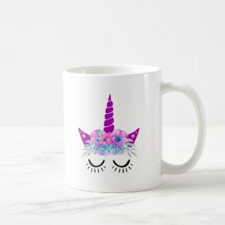 Belle tasse de licorne