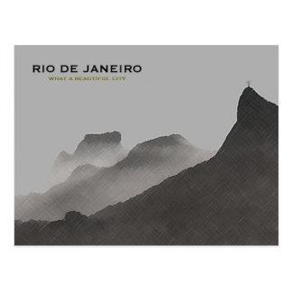 Belle ville de Rio de Janeiro Cartes Postales