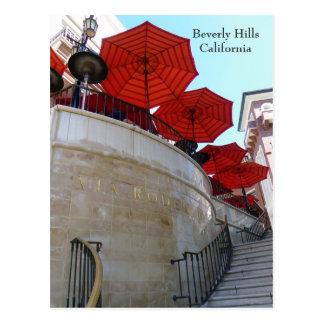 Belles cartes postales de Beverly Hills !