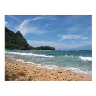 Belles plages de Kauai Carte Postale