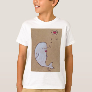 beluga élégant t-shirt