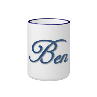 Ben Mug Ringer