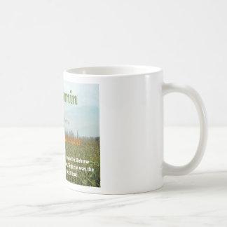 Benjamin, signification nommée mug blanc